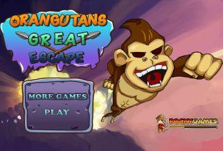 Graj w Orangutans Great Escape