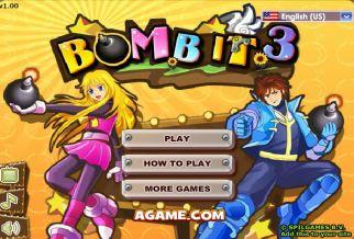 Graj w Bomb It 3
