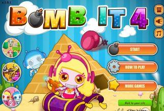 Graj w Bomb It 4