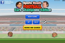 Sports Heads: Football Euro Champions Edition - Zrzut ekranu