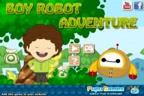 Boy Robot Adventure - Zrzut ekranu