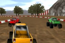 Top Truck 3D - Zrzut ekranu
