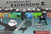 Stick Figure Badminton 2 - Zrzut ekranu