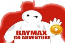 Baymax Go Adventure - Zrzut ekranu