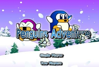 Graj w Penguins Adventure