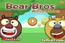 Bear Bros Adventure - Zrzut ekranu
