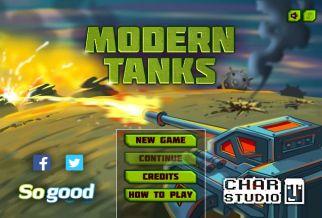 Graj w Modern Tanks