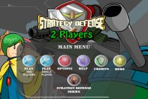 Strategy Defense 2 Players - Zrzut ekranu