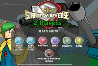 Graj w Strategy Defense 2 Players