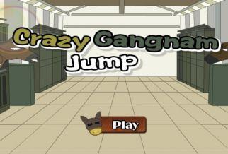 Graj w Crazy Gangnam Jump
