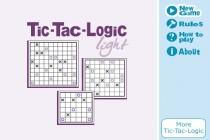 Tic-Tac-Logic: Light Vol. 1 - Zrzut ekranu