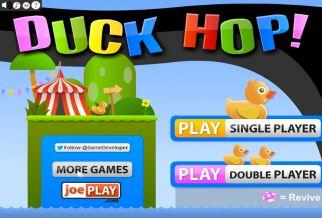 Graj w Duck Hop!