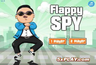 Graj w Flappy PSY