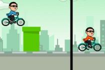 Flappy PSY - Zrzut ekranu