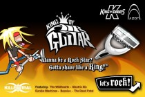 King of Air Guitar - Zrzut ekranu