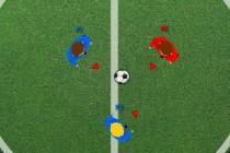 Possession Football - Zrzut ekranu