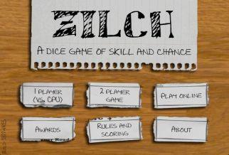Graj w Zilch