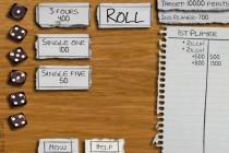 Zilch - Zrzut ekranu