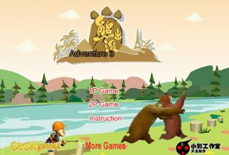 Graj w Bear Brothers Adventure 3