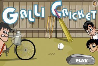 Graj w Galli Cricket