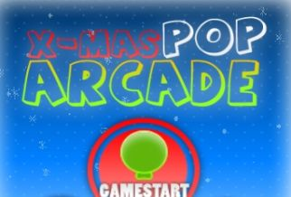 Graj w X-Mas Pop Arcade