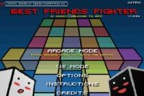 Best Friends Fighter - Zrzut ekranu