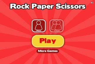 Graj w Rock Paper Scissors