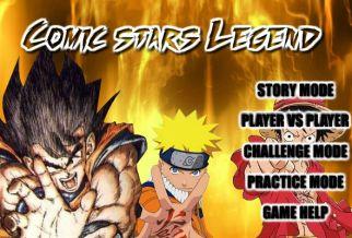 Graj w Comic Stars Legend