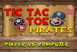 Graj w Tic Tac Toe Pirates