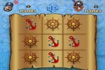 Tic Tac Toe Pirates - Zrzut ekranu
