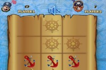 Tic Tac Toe Pirates
