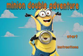 Graj w Minion Double Adventure