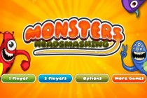 Monster Headsmashing - Zrzut ekranu