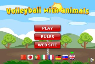 Graj w Volleyball with Animals