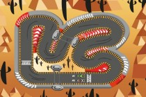 Moto Racing - Zrzut ekranu