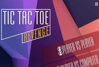 Graj w Tic Tac Toe Revenge
