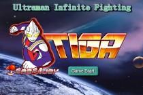 Ultraman Infinite Fighting - Zrzut ekranu