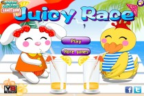 Juicy Race - Zrzut ekranu