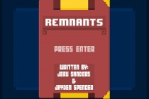 Remnants - Zrzut ekranu
