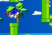 Flappy Sonic and Tails - Zrzut ekranu