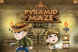 Graj w Pyramid Maze
