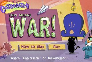 Graj w Catscratch: This Means War!