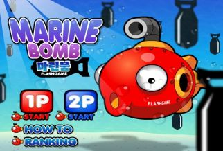 Graj w Marine Bomb