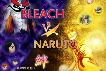 Bleach vs Naruto - Zrzut ekranu