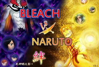 Graj w Bleach vs Naruto