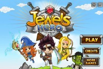 Jewels Hero - Zrzut ekranu