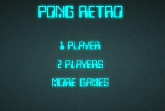 Graj w Pong Retro