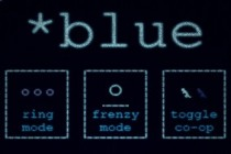 Blue - Zrzut ekranu