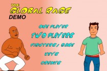 The Global Rage (Demo) - Zrzut ekranu