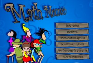 Graj w Math Mountain